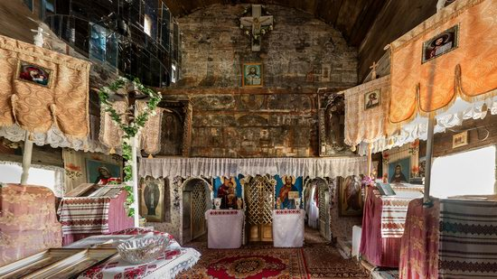 Archangel Michael Church, Krainykovo, Zakarpattia region, Ukraine, photo 6