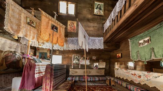 Archangel Michael Church, Krainykovo, Zakarpattia region, Ukraine, photo 9