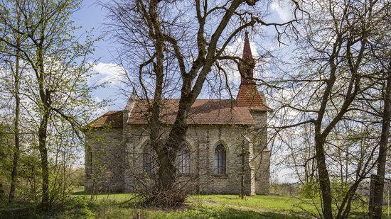 Catholic Church in Burdyakivtsi, Ternopil region, Ukraine, photo 10