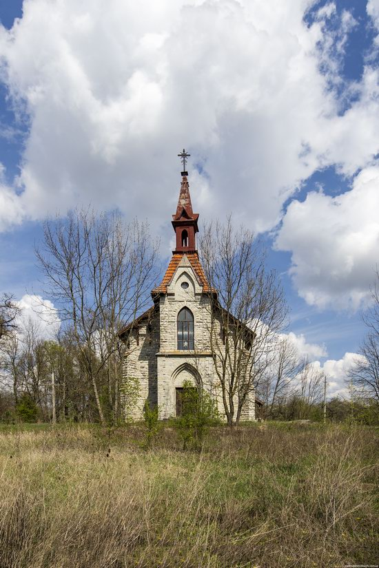 Catholic Church in Burdyakivtsi, Ternopil region, Ukraine, photo 3