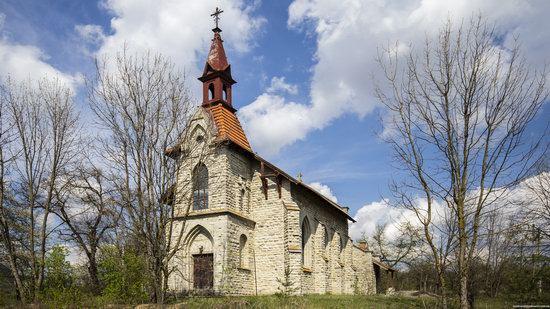Catholic Church in Burdyakivtsi, Ternopil region, Ukraine, photo 4