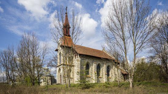 Catholic Church in Burdyakivtsi, Ternopil region, Ukraine, photo 5