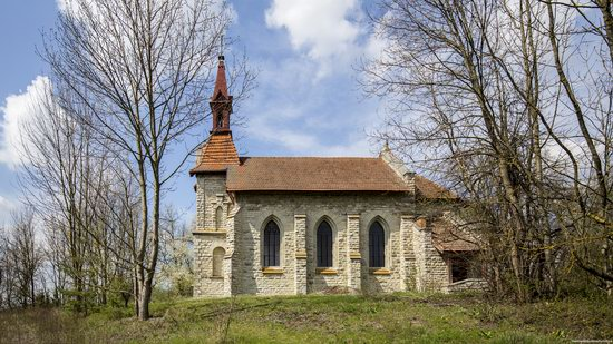 Catholic Church in Burdyakivtsi, Ternopil region, Ukraine, photo 6
