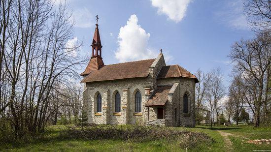 Catholic Church in Burdyakivtsi, Ternopil region, Ukraine, photo 7