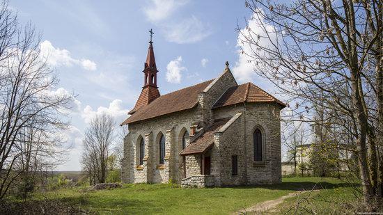 Catholic Church in Burdyakivtsi, Ternopil region, Ukraine, photo 8