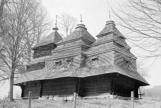 Church of the Archangel Michael, Vyshka, Ukraine, photo 10