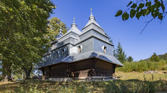 Church of the Archangel Michael, Vyshka, Ukraine, photo 3