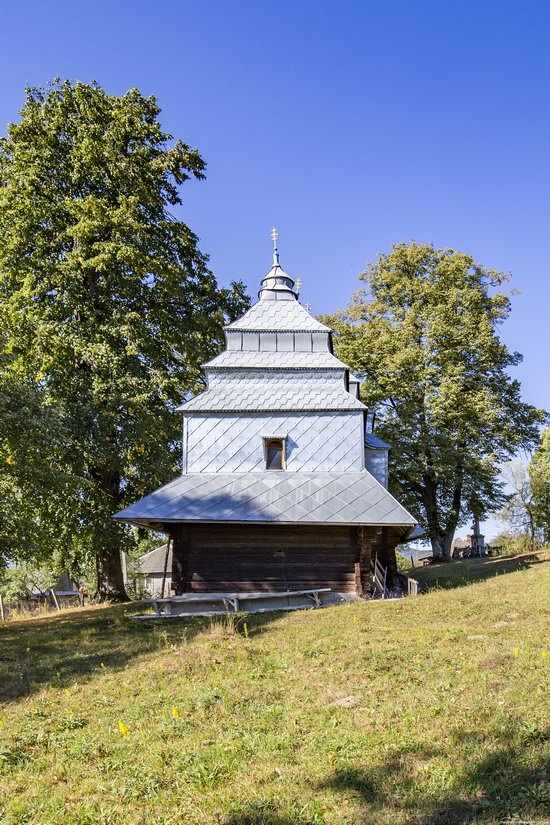Church of the Archangel Michael, Vyshka, Ukraine, photo 4