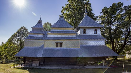 Church of the Archangel Michael, Vyshka, Ukraine, photo 6