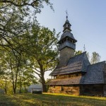 The Oldest Wooden Church in Ukraine