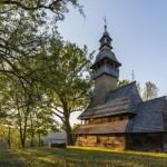 The Oldest Wooden Church in Ukraine