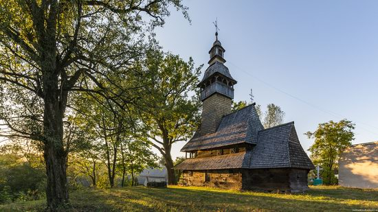 The oldest wooden church in Ukraine, photo 1