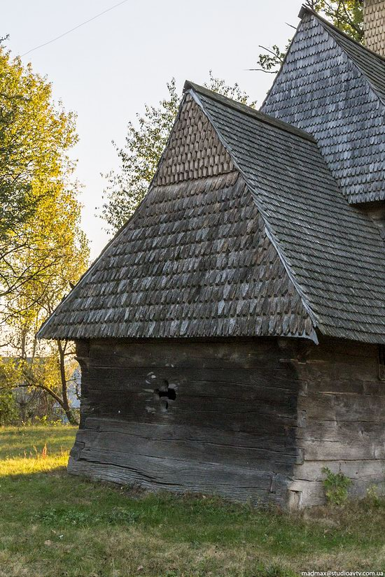 The oldest wooden church in Ukraine, photo 3