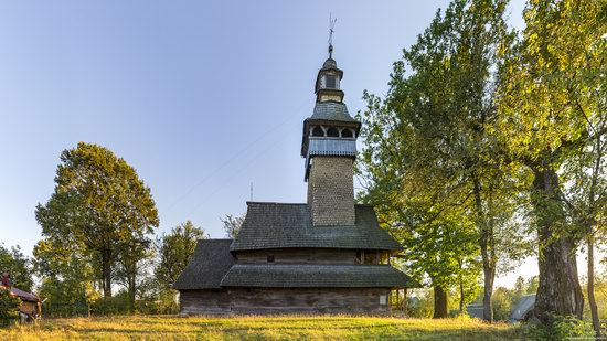 The oldest wooden church in Ukraine, photo 6