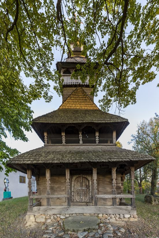 The oldest wooden church in Ukraine, photo 7