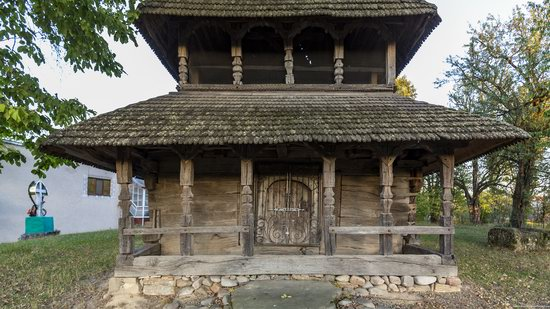 The oldest wooden church in Ukraine, photo 8