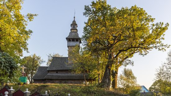 The oldest wooden church in Ukraine, photo 9