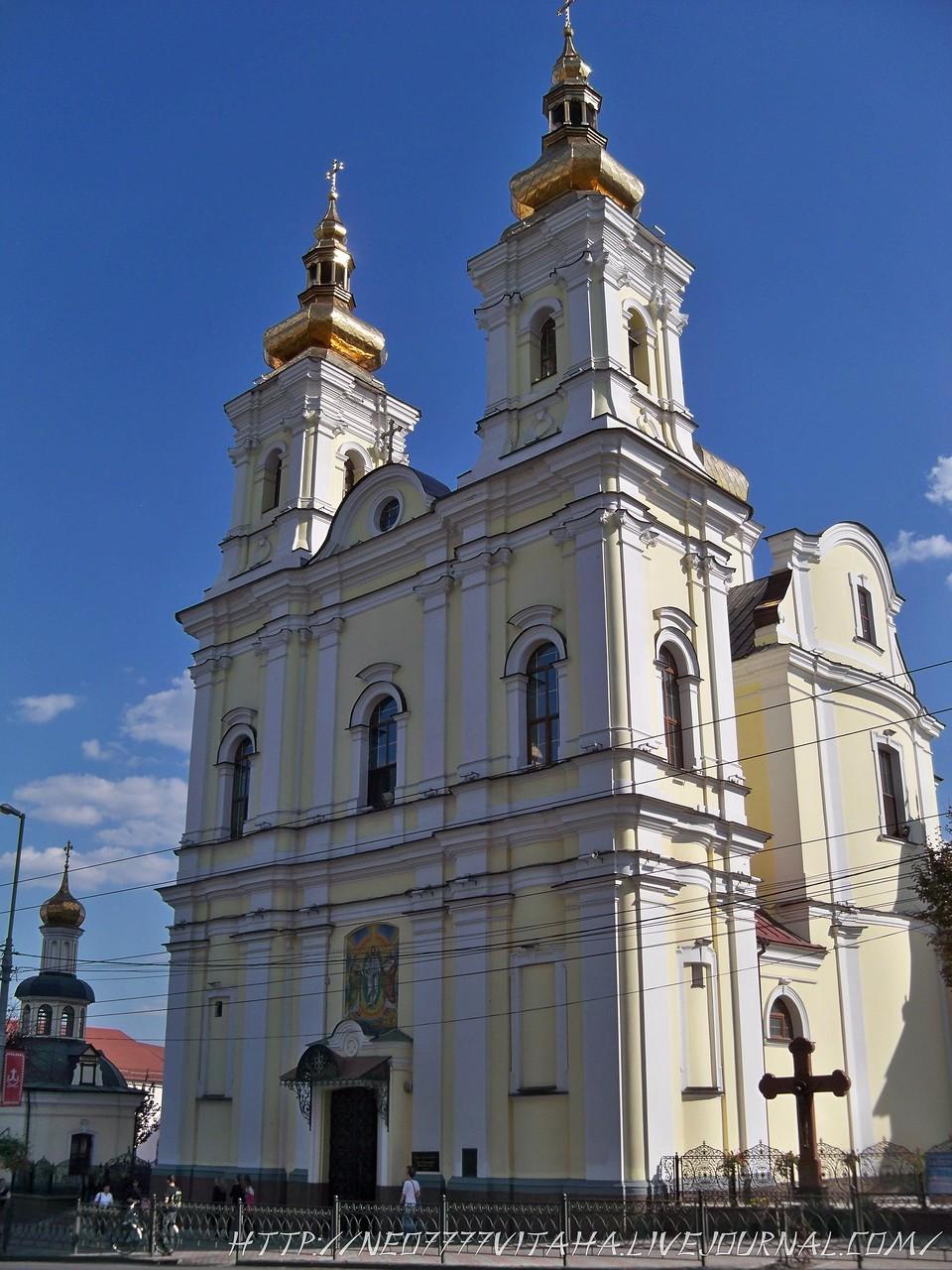 Take A Walk And See The Main Sights Of Vinnitsa 183 Ukraine