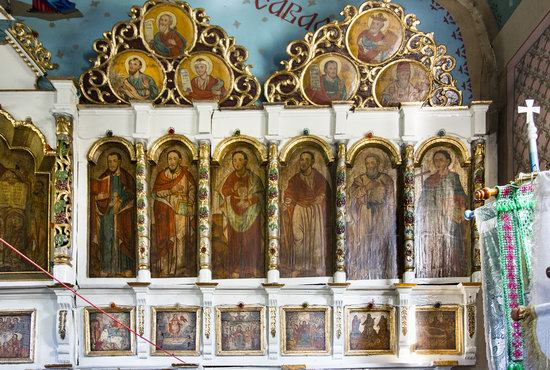 Church of the Nativity of the Virgin in Pylypets, Ukraine, photo 7
