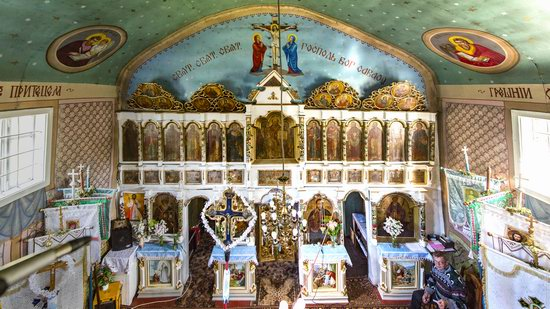 Church of the Nativity of the Virgin in Pylypets, Ukraine, photo 9