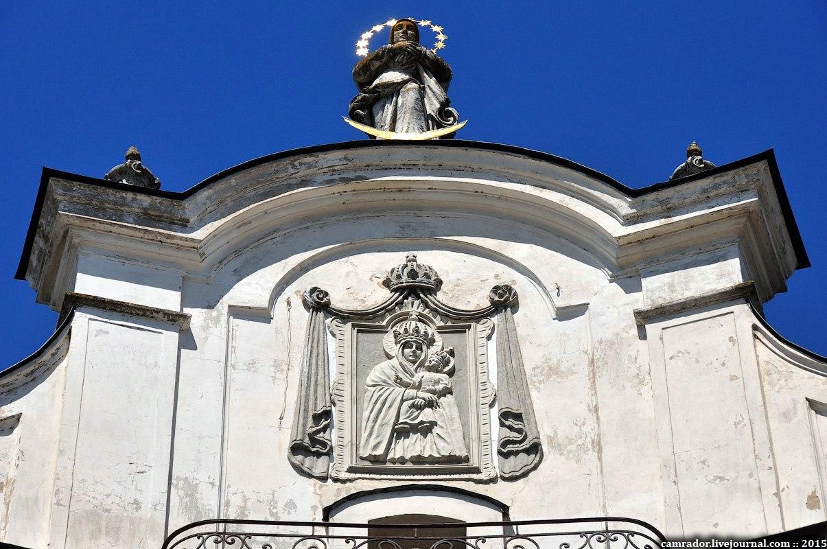 Monastery of the Discalced Carmelites in Berdychiv · Ukraine travel blog