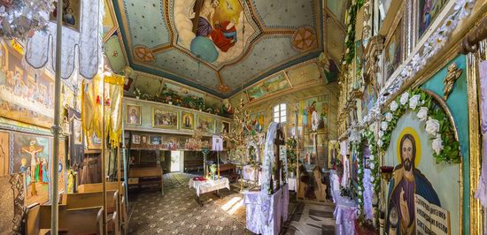 St. Nicholas Church, Chornoholova, Ukraine, photo 10