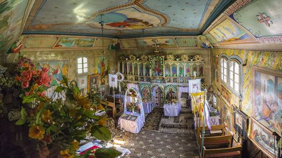 St. Nicholas Church, Chornoholova, Ukraine, photo 11