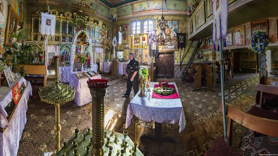 St. Nicholas Church, Chornoholova, Ukraine, photo 12