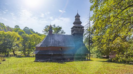 St. Nicholas Church, Chornoholova, Ukraine, photo 7