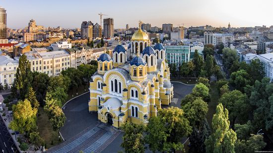 St. Vladimir Cathedral, Kyiv, Ukraine, photo 1