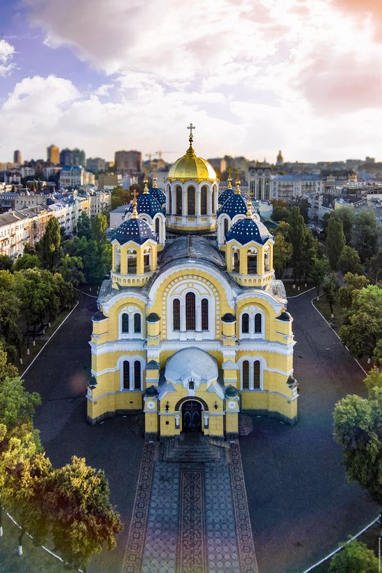 St. Vladimir Cathedral, Kyiv, Ukraine, photo 2