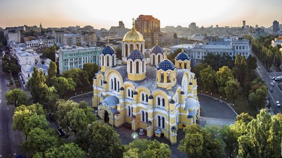 St. Vladimir Cathedral, Kyiv, Ukraine, photo 9