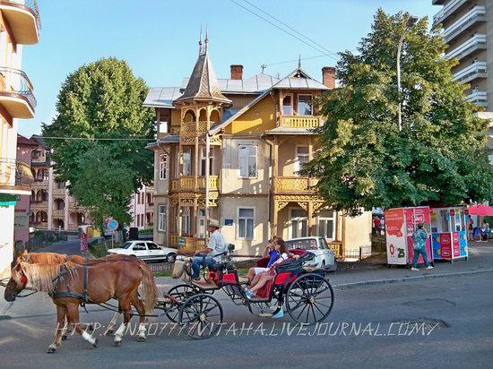 Truskavets spa resort, Ukraine, photo 1