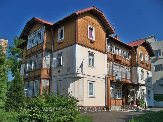 Truskavets spa resort, Ukraine, photo 10