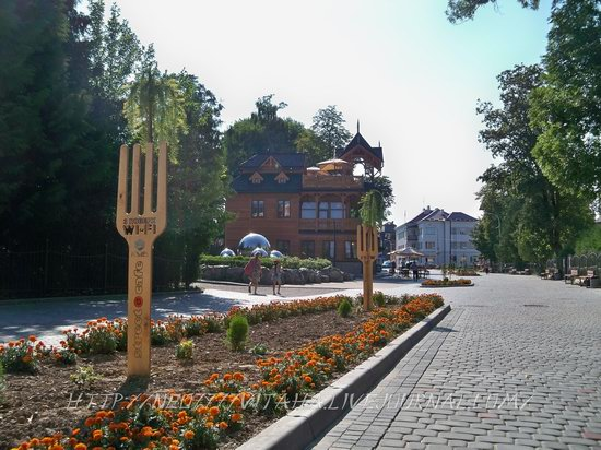 Truskavets spa resort, Ukraine, photo 12