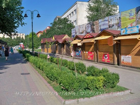 Truskavets spa resort, Ukraine, photo 13