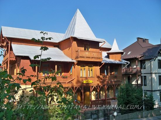 Truskavets spa resort, Ukraine, photo 15