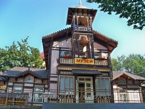 Truskavets spa resort, Ukraine, photo 17