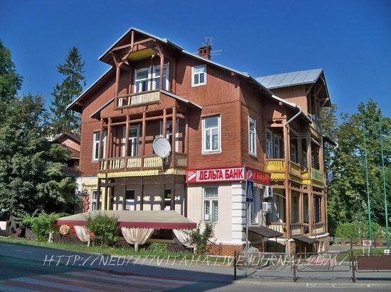 Truskavets spa resort, Ukraine, photo 2