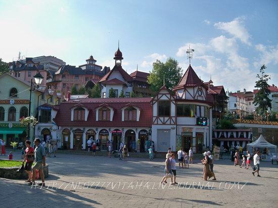 Truskavets spa resort, Ukraine, photo 20