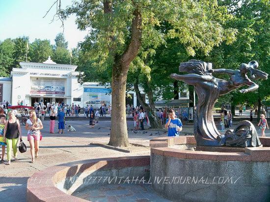 Truskavets spa resort, Ukraine, photo 22