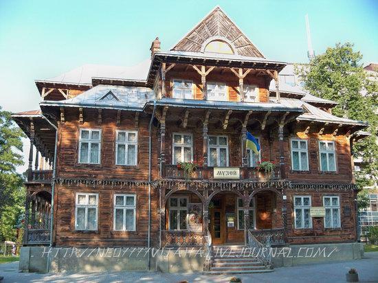 Truskavets spa resort, Ukraine, photo 23