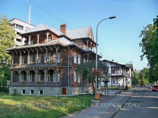 Truskavets spa resort, Ukraine, photo 24