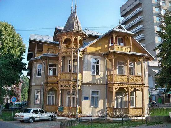 Truskavets spa resort, Ukraine, photo 28