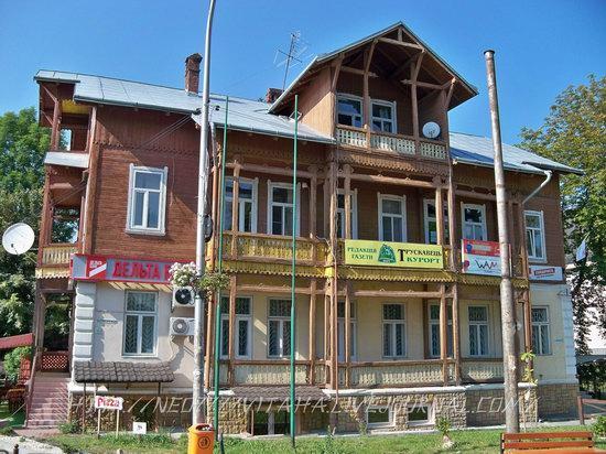 Truskavets spa resort, Ukraine, photo 3