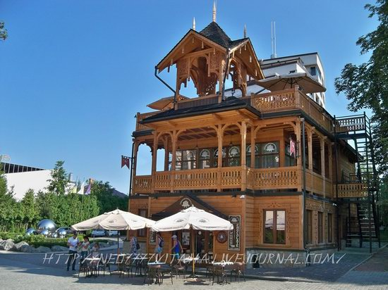 Truskavets spa resort, Ukraine, photo 4