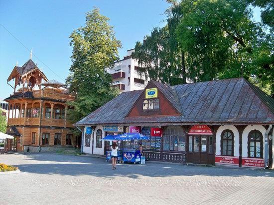 Truskavets spa resort, Ukraine, photo 5