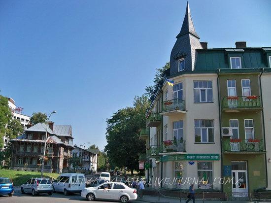 Truskavets spa resort, Ukraine, photo 9