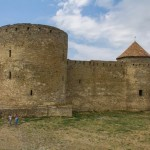 The largest fortress in Eastern Europe
