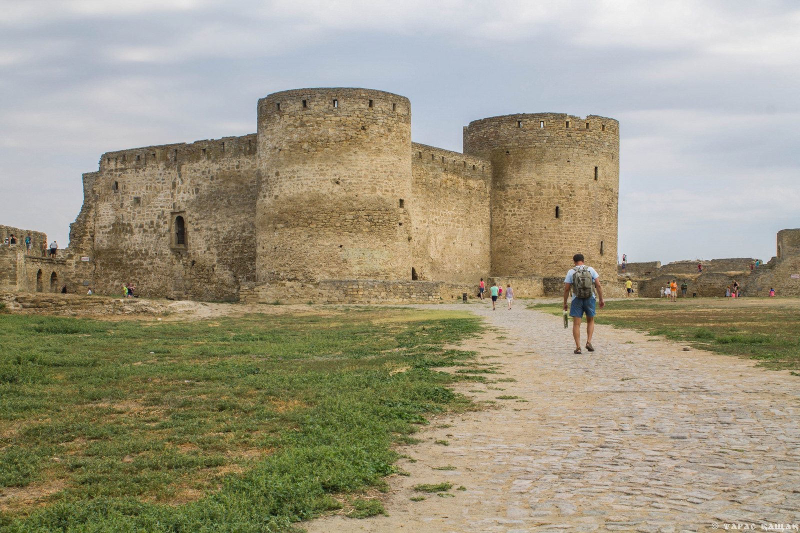 the largest fortress in eastern europe ukraine travel blog